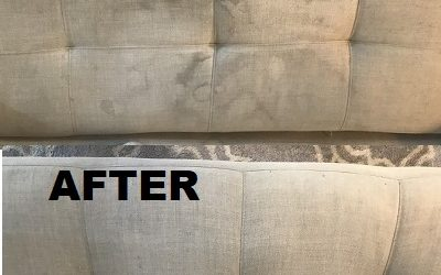 Professional Couch Steam Cleaning in New Jersey